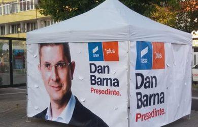Începând  cu această săptămână voi fi în stradă alături de colegii mei din  Alianța USR PLUS Bistrița-Năsăud, la cortul din bdul Decebal, pentru a  strânge semnăturile necesare susținerii candidaturii lui Dan Barna.