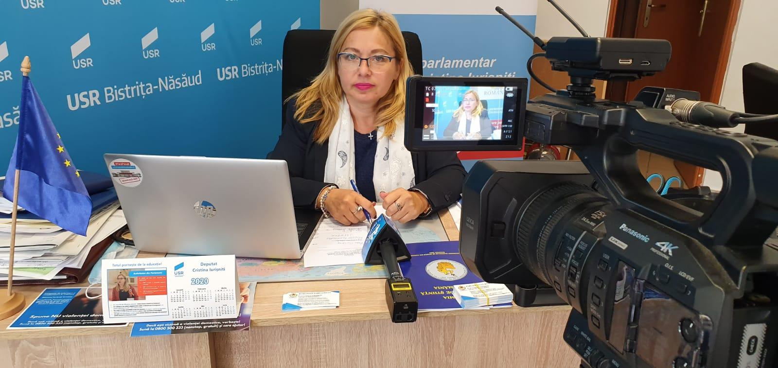 Răspuns domnului Gabriel Lazany, managerul SJU Bistrița: Nu școala este cea care a dat peste cap rata de infectare în țară!