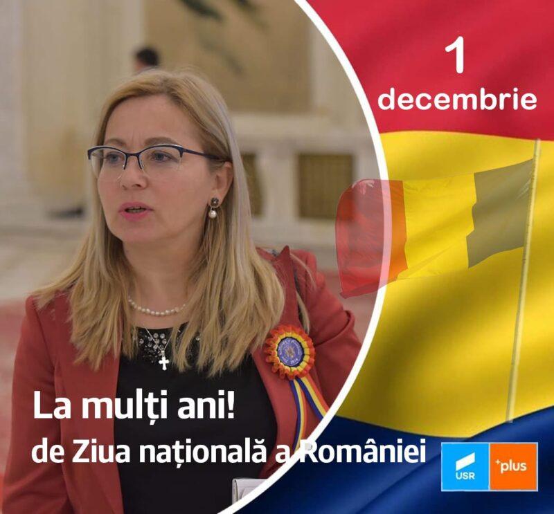 De Ziua Națională a României doresc să transmit mesajul meu de solidaritate și de speranță pentru toți compatrioții.